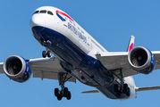 G-ZBKE - British Airways Boeing 787-9 Dreamliner aircraft