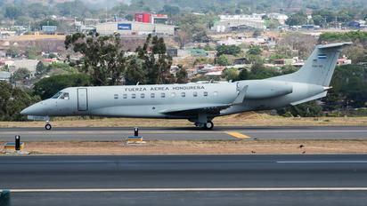 FAH-01 - Honduras - Air Force Embraer EMB-135BJ Legacy 600