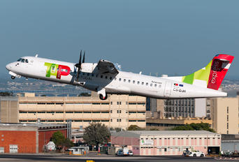 CS-DJH - TAP Express ATR 72 (all models)