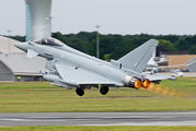 ZK356 - Royal Air Force Eurofighter Typhoon FGR.4 aircraft