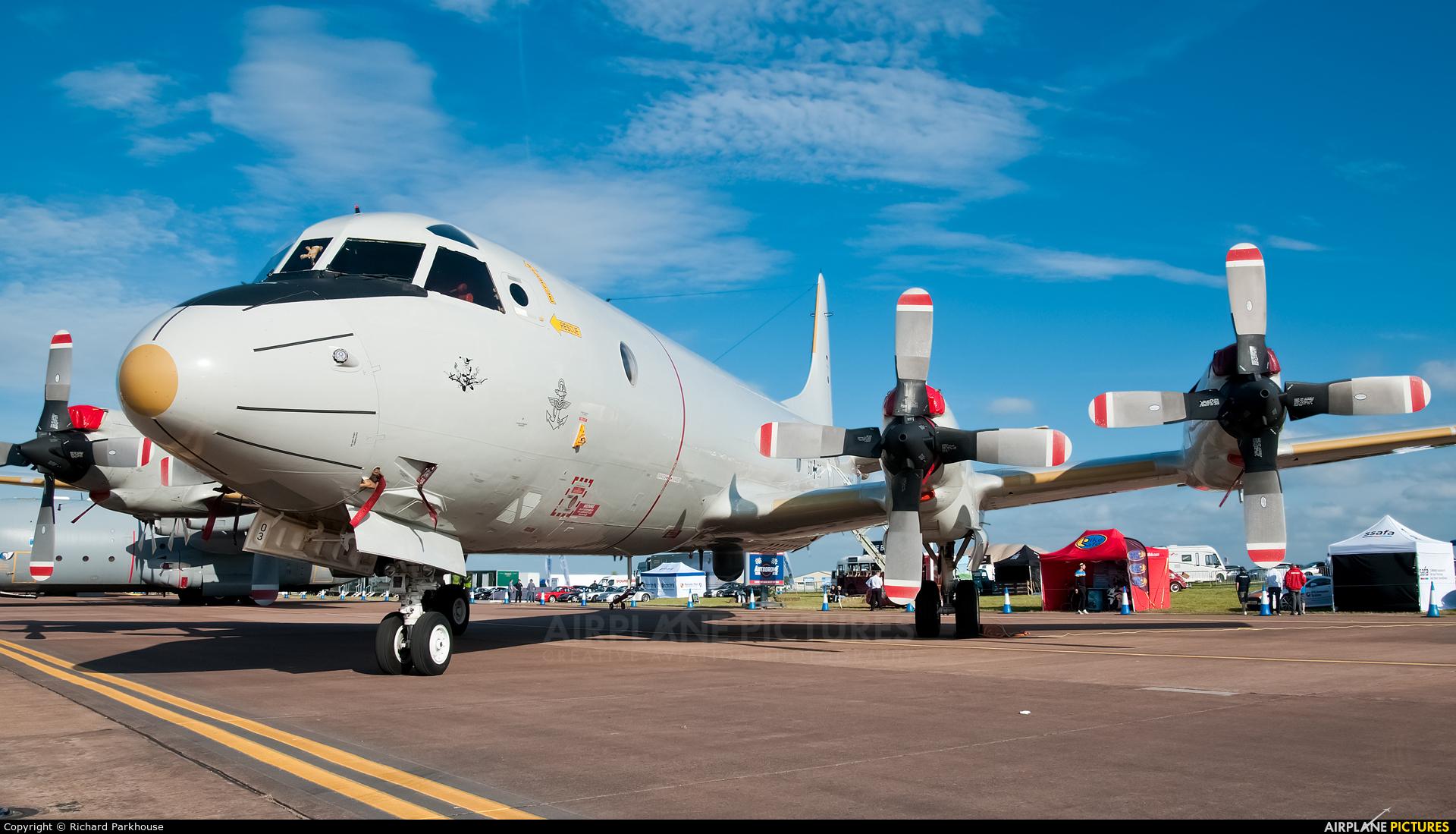 Germany - Navy 60+03 aircraft at Fairford
