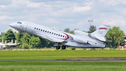 F-WWQA - Dassault Aviation Dassault Falcon 8X
