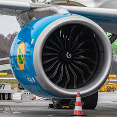 UK32022 - Uzbekistan Airways Airbus A320 NEO