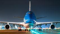 PH-CKB - KLM Cargo Boeing 747-400F, ERF aircraft
