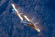 J-5022 - Switzerland - Air Force McDonnell Douglas F/A-18C Hornet aircraft
