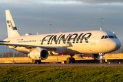 OH-LZS - Finnair Airbus A321 aircraft