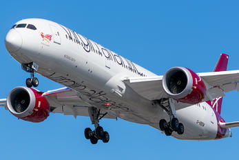 G-VBOW - Virgin Atlantic Boeing 787-9 Dreamliner