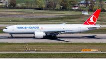 Turkish Cargo Boeing 777F to Zurich title=