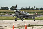 C-FFLC - Private Supermarine Spitfire LF.IXc aircraft