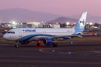 XA-TLC - Interjet Airbus A320