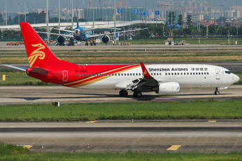 B-5440 - Shenzhen Airlines Boeing 737-800