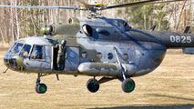 0825 - Czech - Air Force Mil Mi-17 aircraft