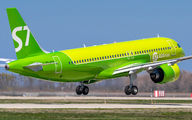 VQ-BTO - S7 Airlines Airbus A320 NEO aircraft