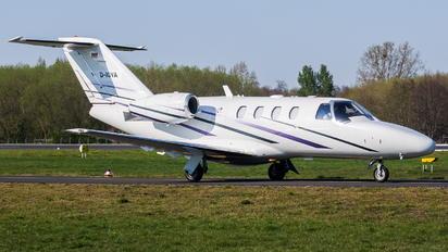 D-IGVA - Private Cessna 525 CitationJet
