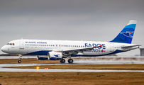 OY-RCJ - Atlantic Airways Airbus A320 aircraft