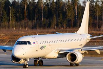 VP-BZC - Ikar Airlines Embraer ERJ-190 (190-100)