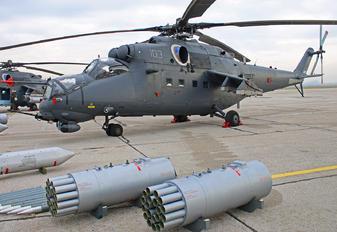 35103 - Serbia - Air Force Mil Mi-35M