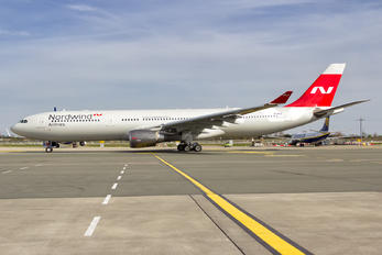 M-ABLV - Nordwind Airlines Airbus A330-300