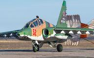 52 - Russia - Air Force Sukhoi Su-25UB aircraft