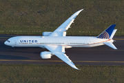 N17963 - United Airlines Boeing 787-9 Dreamliner aircraft