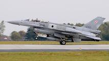 4085 - Poland - Air Force Lockheed Martin F-16D block 52+Jastrząb aircraft