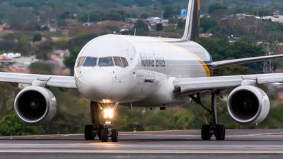 N454UP - UPS - United Parcel Service Boeing 757-200F