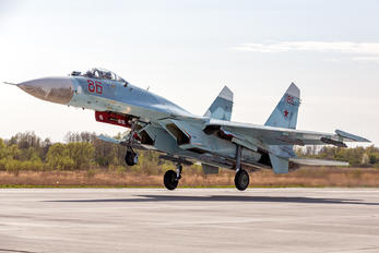 RF-90751 - Russia - Navy Sukhoi Su-27P