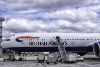 G-STBH - British Airways Boeing 777-300ER