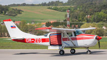 OM-ZOS - Private Cessna 206 Stationair (all models) aircraft