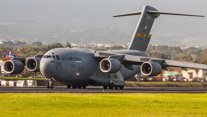 89-1192 - USA - Air Force Boeing C-17A Globemaster III