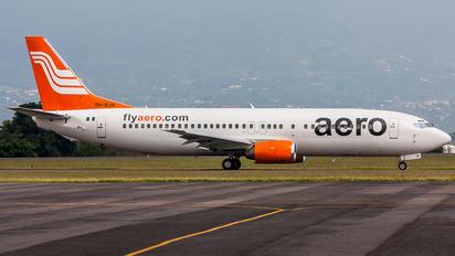 5N-BJA - Aero Contractors Nigeria Boeing 737-400