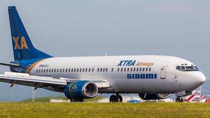 N42XA - Xtra Airways Boeing 737-400