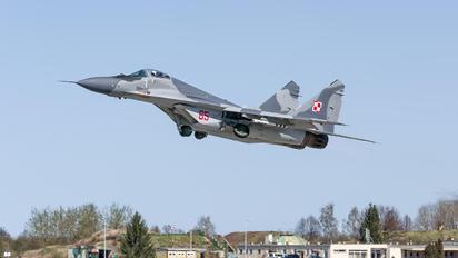 65 - Poland - Air Force Mikoyan-Gurevich MiG-29A