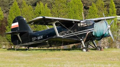 SP-MIK - Private PZL An-2