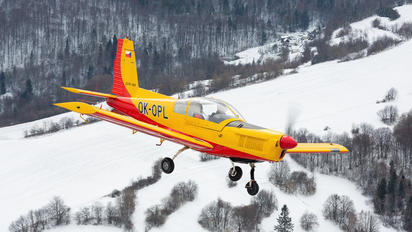 OK-OPL - Private Zlín Aircraft Z-142