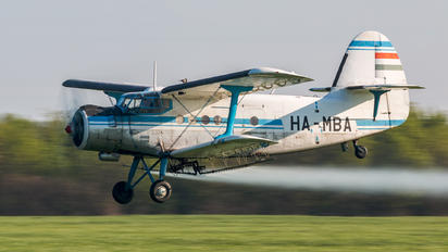 HA-MBA - Private Antonov An-2