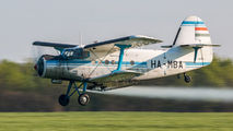 HA-MBA - Private Antonov An-2 aircraft