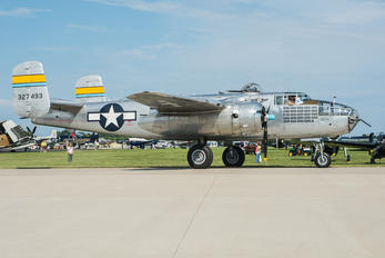 N27493 - Private North American B-25J Mitchell