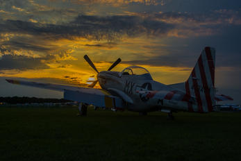 NL51MX - Private North American P-51D Mustang