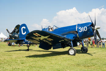 NX72378 - Private Vought F4U Corsair