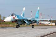 RF-91911 - Russia - Navy Sukhoi Su-27P aircraft
