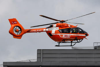 I-PEBZ - Babcock Aerospace Airbus Helicopters EC145 T2