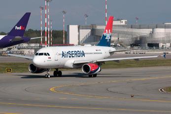 YU-APC - Air Serbia Airbus A319