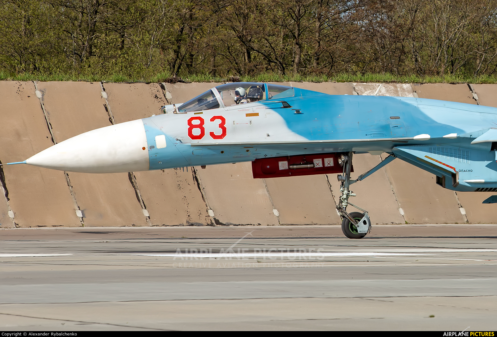 Russia - Navy RF-91911 aircraft at Undisclosed Location
