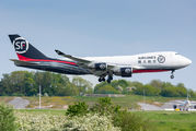 B-2423 - SF Airlines Boeing 747-400F, ERF aircraft