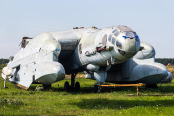 CCCP-19172 - Russia - Air Force Beriev Bartini VVA 14