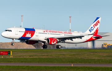 2-RLBL - Minsheng Financial Leasing (MSFL) Airbus A321
