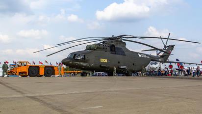 901 - Russia - Air Force Mil Mi-26T2