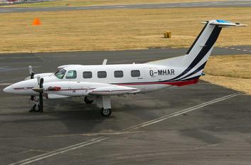 G-MHAR - Private Piper PA-42 Cheyenne