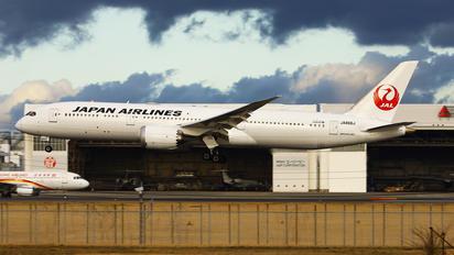 JA866J - JAL - Japan Airlines Boeing 787-9 Dreamliner